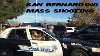 Download SAN BERNARDINO CALIFORNIA MASS SHOOTING | LIVE ON LOCATION Video