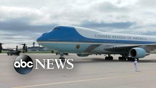 Download Donald Trump Sparks Debate Over Air Force One Video