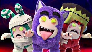 Download Oddbods | PARTY MONSTERS - Full Episode | Halloween Cartoons For Kids Video