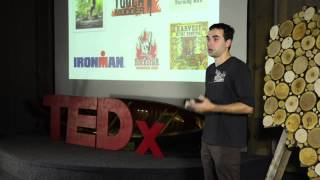Download Future of camping: Boris Issaev at TEDxAlgonquinPark Video