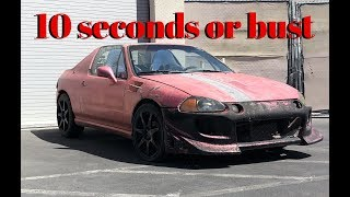 Download We Build The CHEAPEST 10 SEC HONDA EVER ! Video
