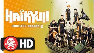 Download Haikyu!! Complete Season 2 - Official Trailer Video