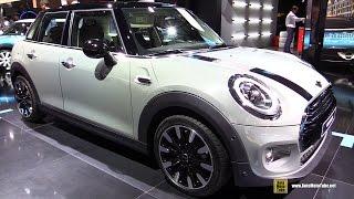Download 2015 Mini Cooper 5-Door Diesel - Exterior and Interior Walkaround - 2014 Paris Auto Show Video