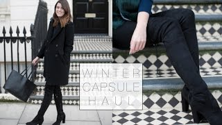 Download ASOS & Whistles Winter Capsule Wardrobe Haul | The Anna Edit Video