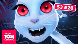 Download Hank vs. Vampires - Talking Tom and Friends | Season 3 Episode 20 Video