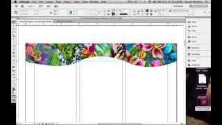 Download How To Create A Custom Shape In Indesign Using The Pen Tool Video