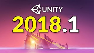Download WHAT'S NEW IN UNITY 2018.1 BETA? Video