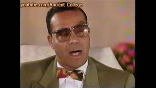 Download Minister Farrakhan interview by Barbara Walters (1994) 1 of 2 Video