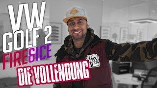 Download JP Performance - VW Golf 2 GTI Fire & Ice   Die Vollendung! Video