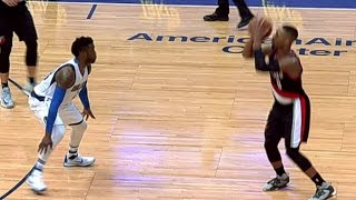Download Damian Lillard Crazy Back To Back Deep 3 Pointers! Video