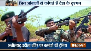 Download Exclusive: Watch how CRPF Cobra Commandos trained to win over Naxals Video