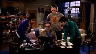 Download The Big Bang Theory - A Time-Share Time Machine Video