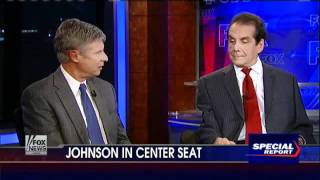 Download Krauthammer not so fast, Gary Johnson on China Video