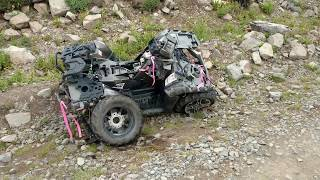Download Black Bear Pass 1st time with Jeep Fails Video