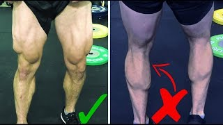 Download HOW TO BUILD MASSIVE LEGS: 10 Exercises (Ft. Szat Strength) Video