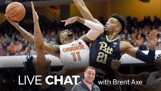 Download Syracuse basketball defeats Pittsburgh 74-63: Brent Axe video recap Video
