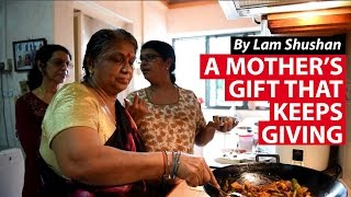 Download A Mother's Gift that Keeps Giving | Vanishing Home Recipes | CNA Insider Video