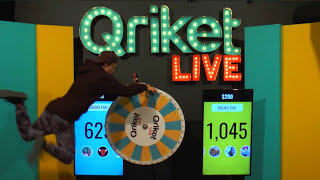 Download QriketLIVE Replay #544 - 5 Spins $200 Game Video