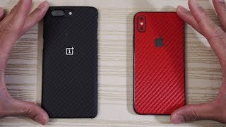Download OnePlus 5T vs iPhone X - Speed Test! Which is Faster? Video