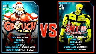 Download REAL STEEL WRB GROUCH VS Atom New Robots UPDATE (Живая Сталь) Video