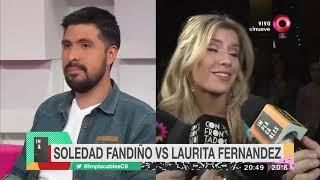 Download Nuevamente todos contra Laurita Fernández en el Bailando Video