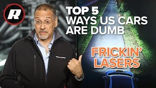 Download Cooley's Top 5: Technologies U.S. cars are missing Video