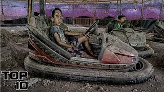 Download Top 10 Scary Abandoned Amusement Parks Video