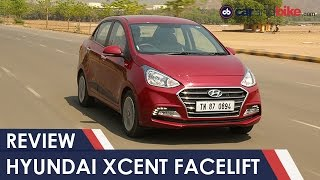 Download New Hyundai Xcent 2017 Facelift Review - NDTV CarAndBike Video
