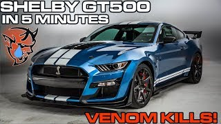 Download 2020 Shelby GT500: Everything you NEED to Know, in 5 Minutes Video