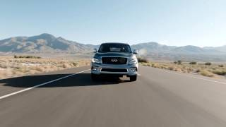 Download INFINITI QX80 – The Private Jet, Now Street Legal - Luxurious Full Size SUV Video