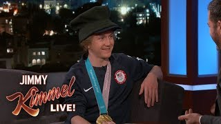 Download Youngest Snowboarding Champion Red Gerard on Winning Olympic Gold Video