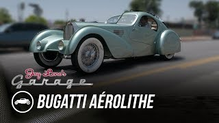 Download 1934 Bugatti Aérolithe - Jay Leno's Garage Video