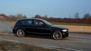 Download BMW E87 118D Long drift in the rain - CRIZVIDZ Video