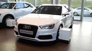 Download Audi A3 Sportback S line 2015 In Depth Review Interior Exterior Video