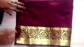 Download Paithani blouse back neck design cutting &stitching  easy patchwork blouse design Video