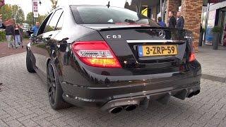 Download Mercedes-Benz C63 AMG w/ iPE Exhaust System! Damn LOUD! Video