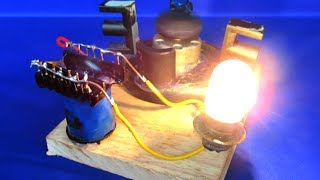 Download How to make free energy with 220v generator in Magnets - Homemade DIY 2018 Video