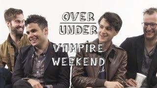 Download Vampire Weekend - Over / Under Video