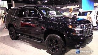 Download 2017 Chevrolet Tahoe Z71 - Exterior and Interior Walkaround - 2016 LA Auto Show Video