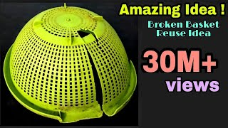Download DIY Best Craft Idea/Best reuse of Waste Basket Craft Idea Video