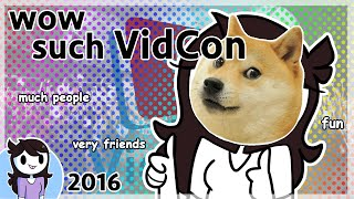 Download Vidcon fun times wow so fun excitement 10/10 would vidcon again Video