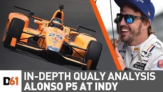 Download Fernando Alonso Qualifying P5 for Indy 500: Analysis by IndyCar Expert & Racing Driver Video