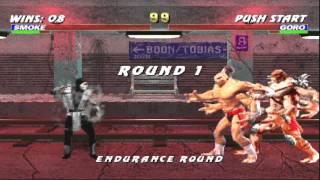 Download Mortal Kombat Trilogy PC Gameplay Smoke Ninja Video