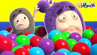 Download Oddbods | BALL PIT PRANK | NEW EPISODES OF ODDBODS | Funny Cartoons For Children Video