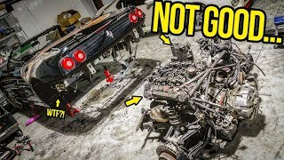 Download Here's What I Found When I Removed My Cheap Ferrari's Burnt Engine Video