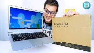 Download Um NOTEBOOK de RESPEITO, LINDO e BARATO! JUMPER EZBOOK 3 PLUS! UNBOXING! Video