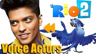 Download ″Rio2″ (2014) Voice Actors and Characters Video