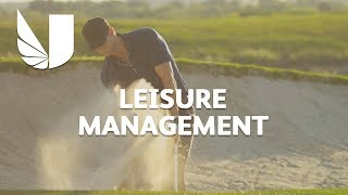 Download BA (Hons) Leisure Management at the University of West London Video