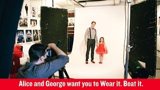 Download British Heart Foundation - Alice and George want you to Wear it. Beat it. Video