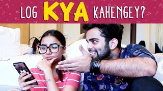Download Log Kya Kahenge? | If Society Was A Person | MostlySane ft The Rajat Code Video